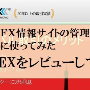 【海外FX】iForexを実際使用してみた感想(アイフォレックス)