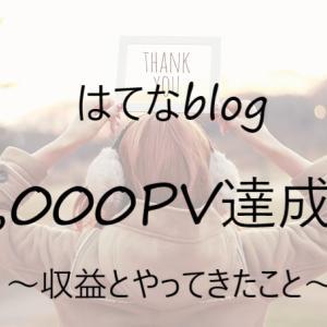 【はてなブログ】感謝!!! 読者100人&月間8,000PV達成~やってきたこと、Googleアドセンスとかの収益は?~