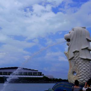 3泊5日でシンガポール旅行!MRTの禁止事項やEZカード、チップについて