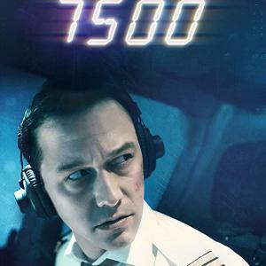ハイジャックスリラー映画「7500」|Amazonプライムあらすじ感想