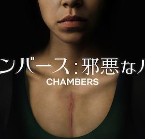 打ち切りですが「チェンバース 邪悪なハート」 Netflixあらすじ感想