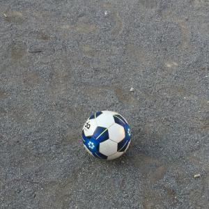 4号ボールと3号ボール