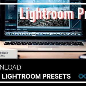 Lightroomにプリセットをインストールする