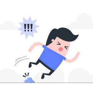 ブログ初心者にありがちな失敗5つ【大切なのは地道に継続すること】