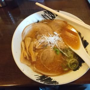 【ラーメン】福島県喜多方市の麺や玄【アゴ出汁】