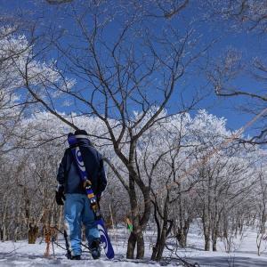【スキー】今シーズン四発目、猫魔スキー場からアルツ磐梯スキー場に歩いて渡った話。【北塩原村・猫魔スキー場】