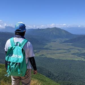 【うつくしま百名山】会津に住むおじさんが8月最後の土曜日に東北最高峰の燧ケ岳(2,356m)に登った話。【百名山】
