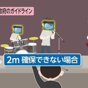 「コンサート」じゃなく「ライブ」に行きたいのです