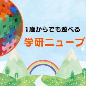 【体験談】1歳から遊べるニューブロックは想像力が育つおすすめ知育玩具【口コミ】