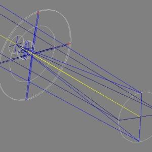 SP140SS改の光学シミュレーション