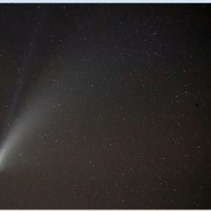 オープン双天会#3 ①ネオワイズ彗星関連