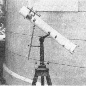 中村要による「8cm反射望遠鏡」~アマチュア用反射望遠鏡の夜明け~
