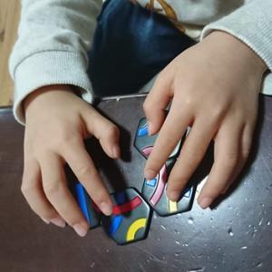 5歳から遊べるタントリックスで遊ぼう!ニュージーランド生まれの知育玩具、基本ルール紹介