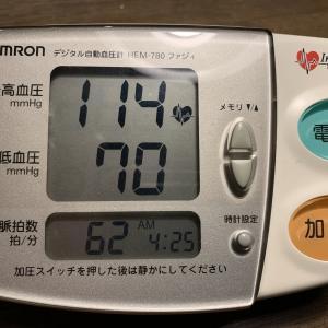血圧安定継続中に付きなんで安定してるのか考えてみた