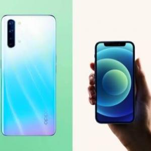 OPPOがiPhoneに続いてランクイン!今売れてるスマートフォンTOP 10が発表 2020年11月24日【BCN】