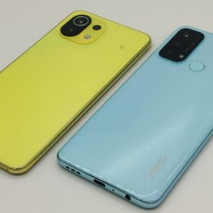 OPPOが「Mi 11 Lite 5G」に順位差つける『SIMフリー端末実売台数ランキング』で