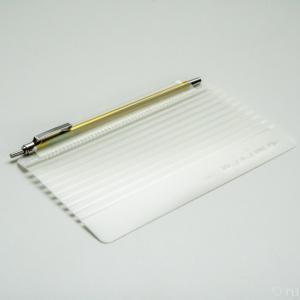 【レビュー】オート ミニモ ノック式ボールペン│常に携帯したくなるスマートなペン