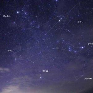 俳句は言霊57「冬銀河」