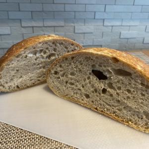 簡単!こねないパン基本のレシピとコツ。ストウブ・ルクルーゼ鍋で