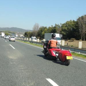 あれは何? 久し振りの旅で見かけたバイク
