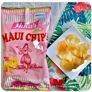 ハワイアンなチップス♪MAUI CHIPS ガーリックシュリンプ♪