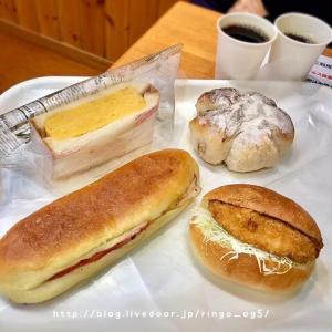お昼に石窯パン工房 グレンツェン♪