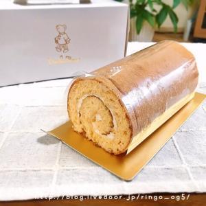 アンクルベアーのロールケーキ♪