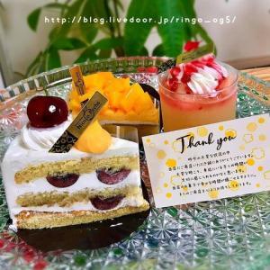 キラキラかわいいケーキがたくさん☆Nicoco Peche ♪