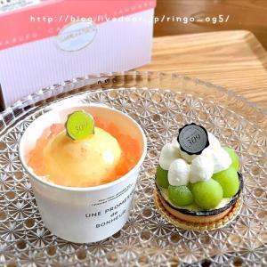 桃を味わう!ジューシーな桃のスイーツ☆ケーキハウス309