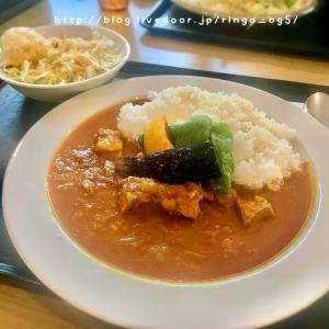 トンテキ屋さんのスパイスカレーは。。。好き!☆外山食堂