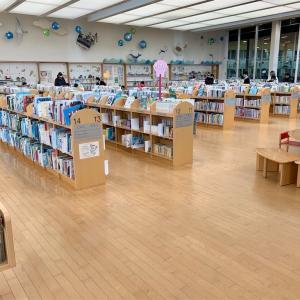 りぶらの「子ども図書室」は赤ちゃんから安心して楽しめる!