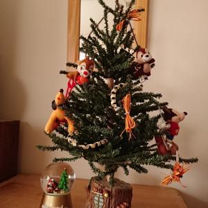 物足りないクリスマスツリー