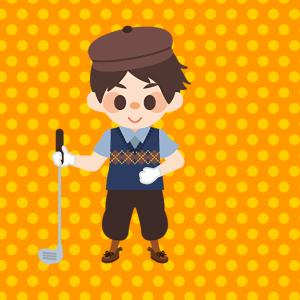 ゴルフの物欲