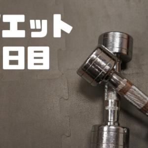 アラフォーダイエット記録64日目【ラクビを飲んで】