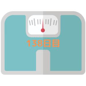 アラフォーダイエット記録138日目【ラクビを飲んで】