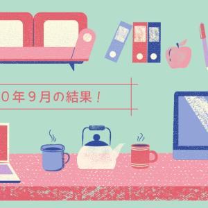 【超リアル】初心者ブログの収入 2020年9月【アドセンス・アフィリエイト】