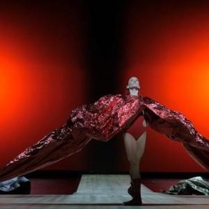 Eテレで19日深夜に見れるよ パリ・オペラ座 能コラボバレエ『鷹の井戸』