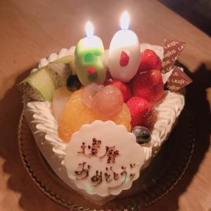 母の還暦お誕生日パーティー★