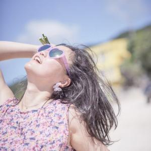 沖縄で気持ち新たに!私は幸せって言える人を増やしたいだけなんじゃ〜!