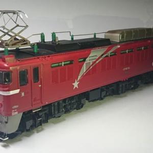 EF81-133 HO製作記