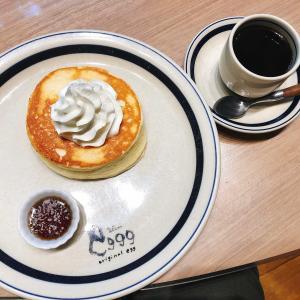 eggg Cafe 小平本店でバカ高ランチ