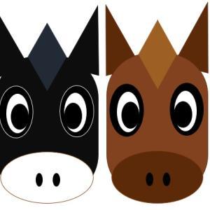 競走馬オリジナルキャラクターの作り方