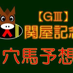 【GⅢ】関屋記念 展望 過去穴馬の特徴