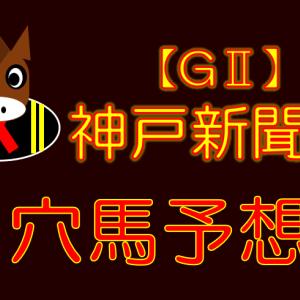 【GⅡ】神戸新聞杯 展望