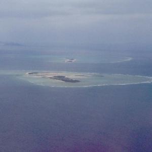 沖縄の無人島「チービシ・前島」で釣り