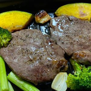 GRILLER、肉料理も魚料理も美味しく出来た