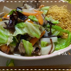 温野菜を食べたい時に皿うどん
