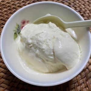 """種菌を使って簡単ヨーグルト""""豆乳生クリーム"""""""