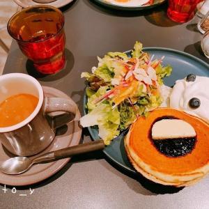 【京橋】朝7時からモーニングが食べられるtables cook&jonathan's bookstore