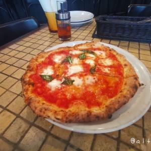 【天満】ピザランチが食べたい時は「ピッツェリアLFC」
